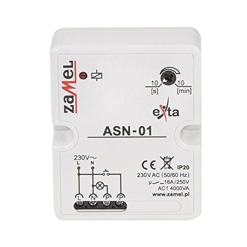 Zamel Treppenhaus-Verzögerungsschalter ASN-01