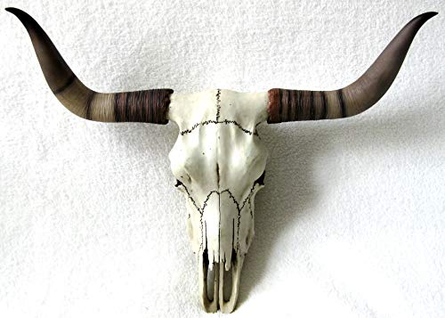 Veronese Design Longhorn Wicca Türbogen Bild