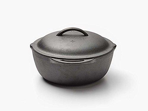 Gietijzeren Crock door Barebones Living   Dutch Oven 10