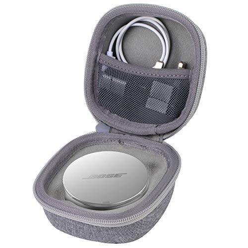 Funda Caso para Bose Sleepbuds II Verdadero Wireless Bluetooth Earbuds Cargador de Caja de Aenllosi (Gris)