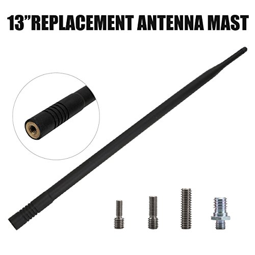 Antenne Fit für Ford F-150 F-250 F-350 Super Duty Mustang 1979-2020 13 Zoll AM FM Empfang