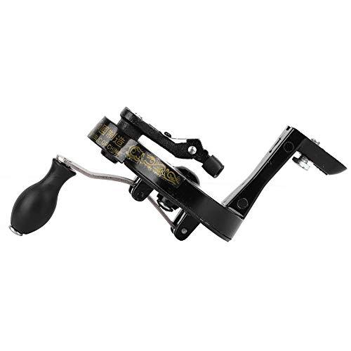 Desconocido HEEPDD Manivela de máquina de Coser, Accesorio de manivela de manivela de Metal para Singer Ajuste Vintage para máquinas de Coser de Pedal de Rueda Singer
