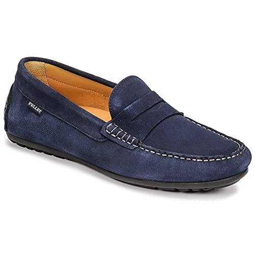 Pellet Cador Loafers & Seglarskor Man Blå - 40 - Loafers Shoes