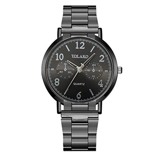 Förderung Damen Mode Quartz Classic Armbanduhr Einzigartige Minimalism Damenuhr Analog Ultradünne Uhren für Frauen Geschenk 2019 LEEDY