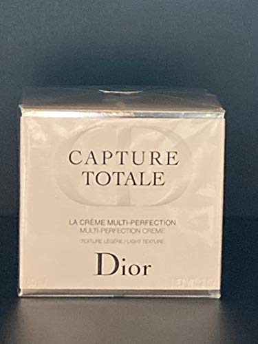 Christian Dior Capture Totale Multi-Perfection Creme, Light Texture, 2 Ounce
