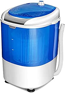 COSTWAY Mini Washing Machine with Spin Dryer