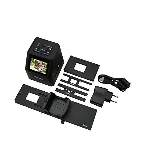 Rollei DF-S 310 SE - Scanner de films 14 mégapixels pour diapositives et négatifs - Ecran couleur...