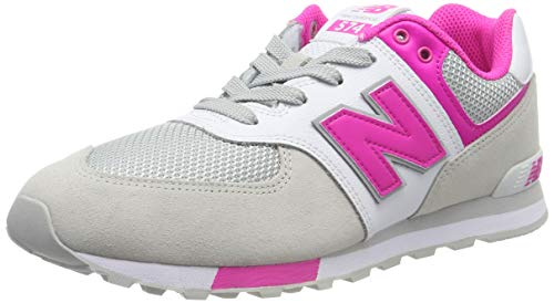 New Balance Gc574v1, Zapatillas Mujer, Blanco (White White), 37 EU