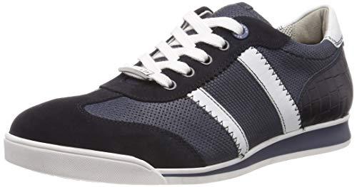 LLOYD Herren Argon Sneaker, Blau (Ocean/Blue/Bianco/Blue/Navy 3), 42.5 EU