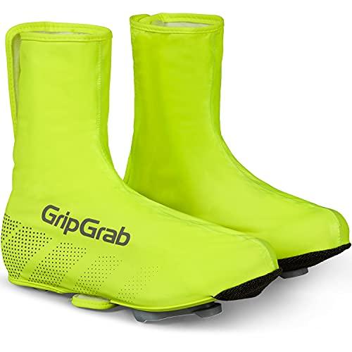 GripGrab Cubrezapatillas de Ciclismo Ride Impermeables Cortavientos Zapatillas MTB Road Cubrebotas para Lluvia