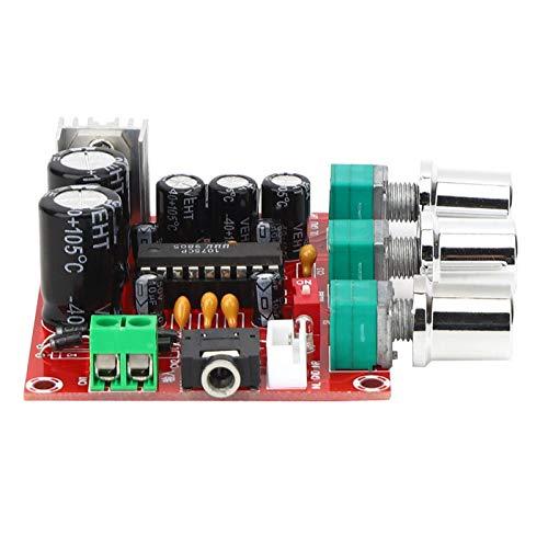 Placa amplificadora de tono BBE DIY de alta fiabilidad, placa amplificadora, Chip de pequeño volumen para amplificadores mejorados, altavoces