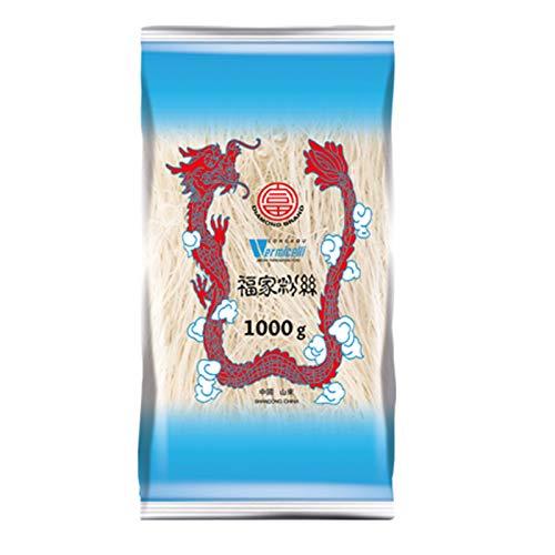 5 x 1 Kilo Glasnudeln Mungbohnen Vermicelli - Longkou Glas Nudeln Beans Thread