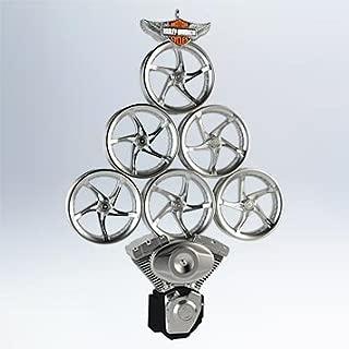 Happy Harley Days-H Davidson 2011 Hallmark Ornament