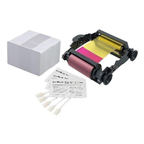 Badgy Vbdg205eu Consumable Pack Color Ribbon (BadgyVBDG205EU )