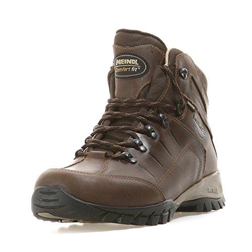 Meindl Schuhe Outdoorschuhe Wanderschuhe Trekkingschuhe Jura GTX Dunkelbraun, Schuhe:UK 12/47