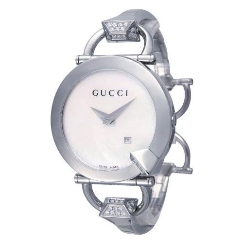 [グッチ] 腕時計 キオド YA122506 並行輸入品 シルバー [並行輸入品]