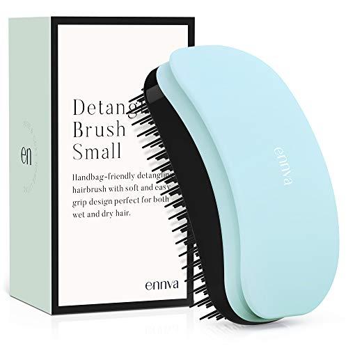 ENNVA Detangling Brush  Curly Hair Brush for Women and Men  Detangler Brush for Black Natural Hair  Detangle Hair Brush for Wet Dry Hair  Tangle Free Brushes for Teens Kids  Curl Detangling Comb