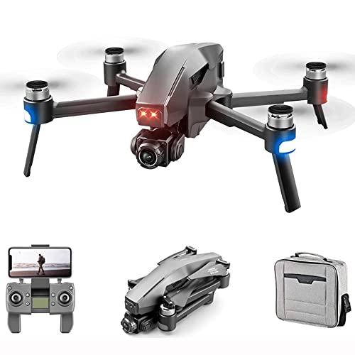 NONGLAN GPS Faltbare Drohne Mit 6k...