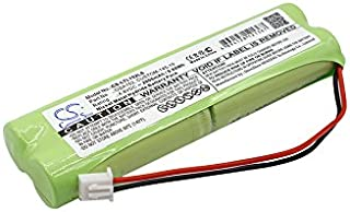 Cameron-Sino Replacement Battery for Lithonia Lighting System D-AA650BX4 Long, Daybright D-AA650BX4, Exit Signs