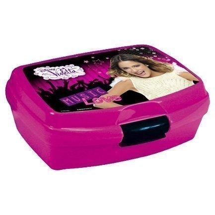 Disney Violetta Brotdose/Pausenbox