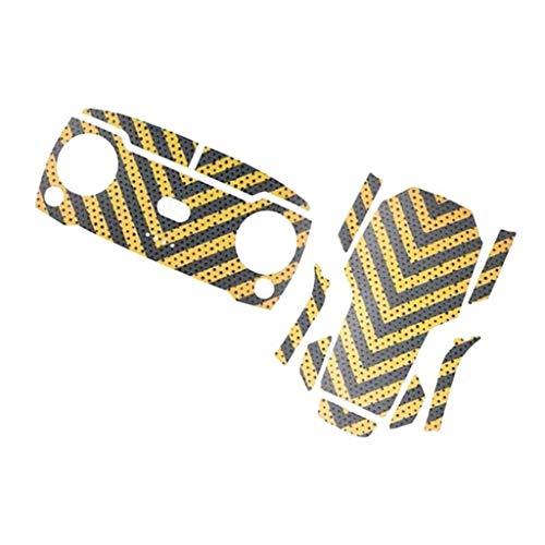 Colcolo Pelli Adesive Impermeabili Wrap Sticker Body Protector per - SL01, 205X165mm
