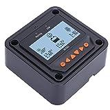 GOTOTOP - Regulador de carga solar inteligente con 6 teclas de función de navegación, pantalla LCD, alarma de voz para Etracer Tracer Tracer Tracer-BN LS-B TRIRON