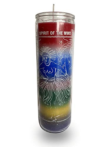 CosmosClimber Orisha Oya Prayer Candle