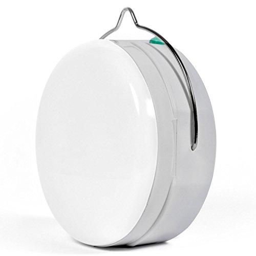 LED Campinglampe mit USB Power-Bank Akku-Pack Outdoor Campinglaterne Taschenlampe Camping Lampe; Wieder-aufladbar; superhell; 6000mAh