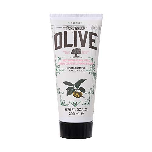 KORRES - OLIVE - Crema corporal Manzana Golden 200 ml