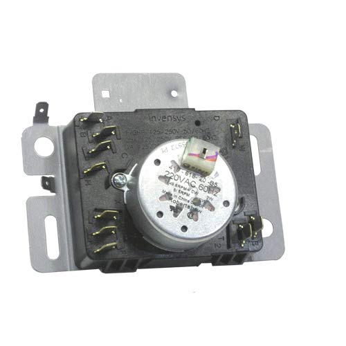 ClimaTek Upgraded Replacement for Maytag Dryer Timer Control - W10436303