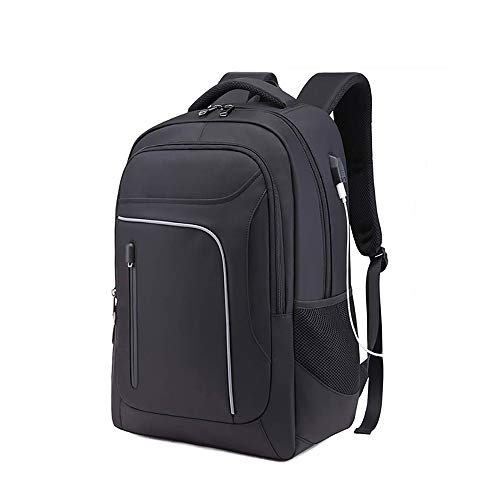 MUBAY Backpacks for Men, Sports backpack,Oxford spinning backpack multi-function smart charging backpack outdoor waterproof anti-theft USB charging backpack unisex laptop bag