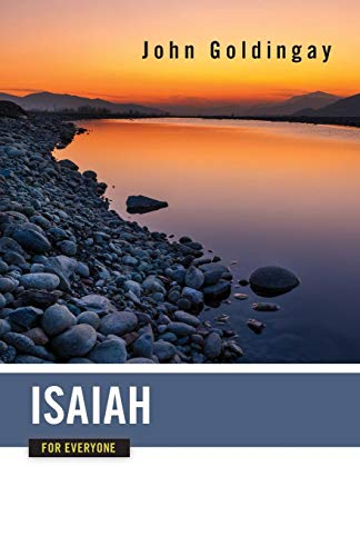 Isaiah for Everyone (Old Testament for Everyone)