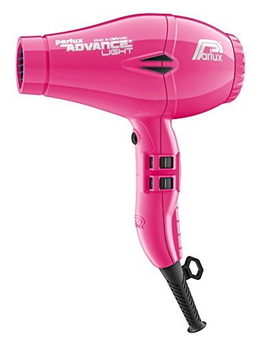 Parlux Advance Light (fuxia) by Parlux Advance Light Ionic & Ceramic asciugacapelli fucsia