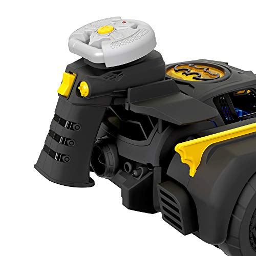 Transforming Batmobile is one of my favorite new toys for preschool-aged boys this year