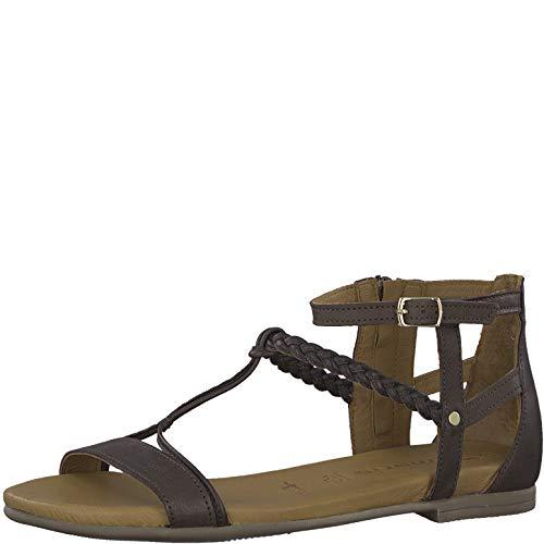 Tamaris dames sandalen 78043-24, vrouwen schachtsandalen