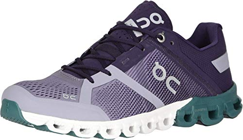 ON Running Women's Shoes Cloudflow - Violet/Tide 6M