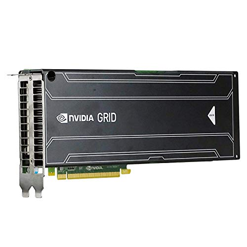 DELL KVJ6K Nvidia Grid K2 8GB 256-bit GDDR5 PCI EXPRESS 3.0 X16 2.5 GHz (Refurbished)
