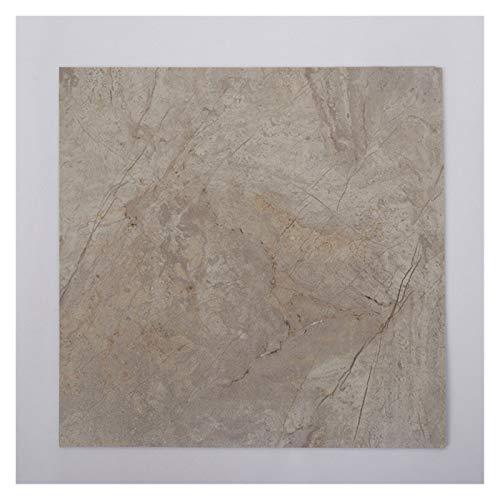 Yeyubh Suelo Impermeable Etiquetas Autoadhesivas Papel del baño de mármol Pared Pegatinas decoración de la casa Calcomanías Negro Adhesivo (Color : 7085, Size : 5 Pieces)