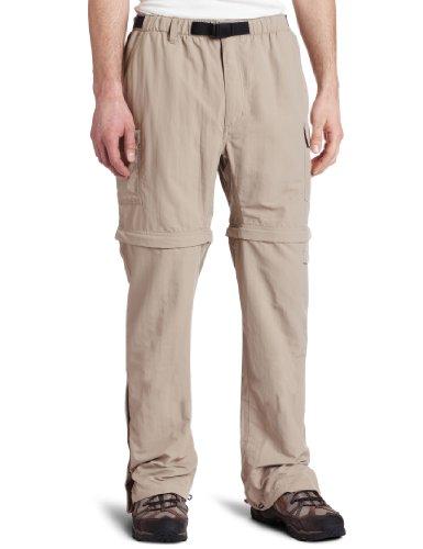 Royal Robbins Pantalon zippé N' Go Kaki Taille M x 34
