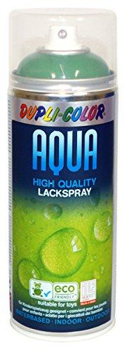 Dupli Color 252495 Aqua RAL 6002 Verde Foglia Lucido 350 ml
