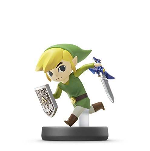 Nintendo amiibo Figure Toon Link Super Smash Bros. Series Wii U 3DS by Nintendo
