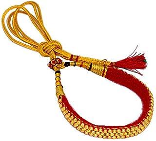 Preyans from Jaipur Mart Women's Golden Multi-Strand Necklace (Yellow Gold)(PN134GLD)