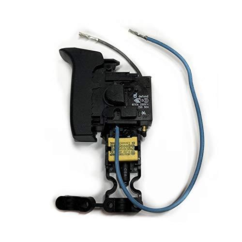 Nixi888 Reemplazo del Controlador de Velocidad del Interruptor de Varadyle Reemplazo para Hilti TE1 TE2 TE7 TE-1 TE-2 TE-7 PROFORADOR DE TALCULAR Hammer ROTatorio Duradero y fácil de Instalar