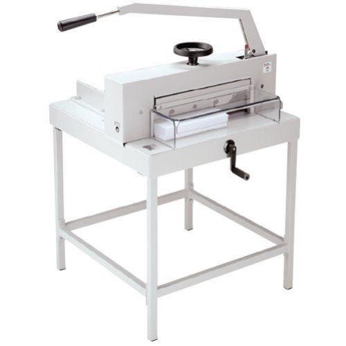 triumph paper cutters MBM Triumph 4705 Manual Cutter