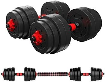 Dr.Home Free Weights Adjustable Dumbbells Set