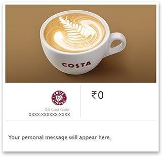 Costa Coffee Digital Gift Voucher