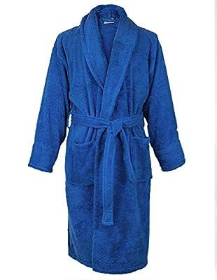 Bare Cotton 4000-0103 100% Turkish Cotton Men Terry Shawl Robe