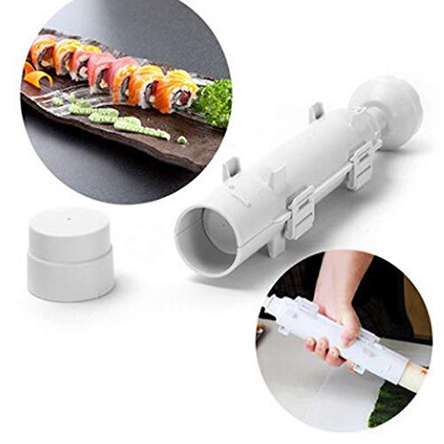 LaMei Yang Herramienta para Hacer Sushi, máquina Duradera para Hacer arroz para Chef, máquina Ideal para Hacer Sushi para Principiantes, Adecuada para electrodomésticos