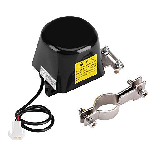 Válvula de cierre Manipulador eléctrico automático Válvula de cierre para alarma Dispositivo...