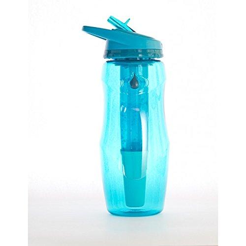 Irisana Botella BBO, Azul, 14x9x9 cm